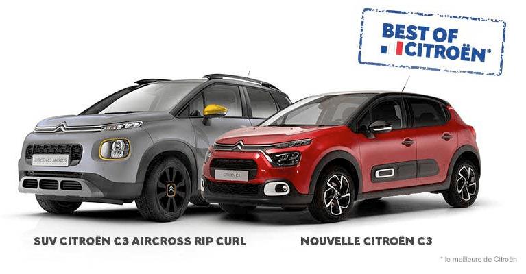 Nouvelle C3 Aircross - CDGA Citroën Nantes Est Centre de Gros